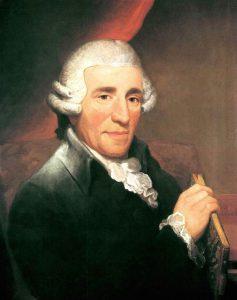 Portrait de Joseph Haydn
