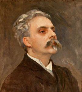 Portrait de Fauré