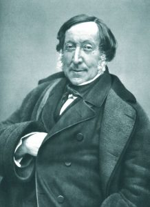 Portrait de Rossini