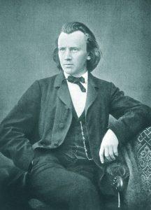 Portrait de Brahms